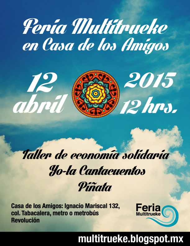 Cartel abril 2015