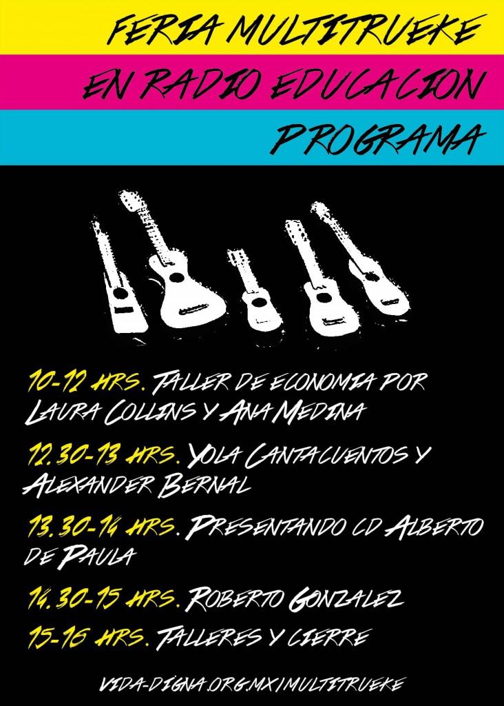 Programa diciembre 2015