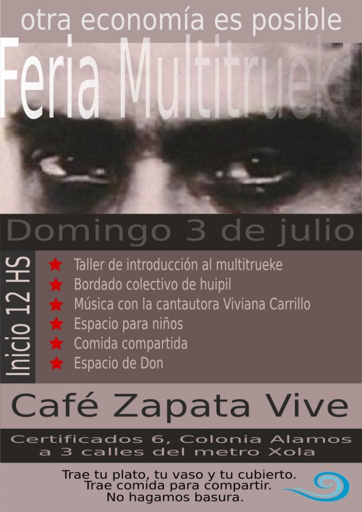 cartel julio